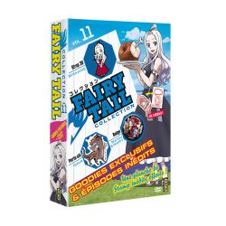 FAIRY TAIL COLLECTION VOL.11 - COFFRET 1 DVD