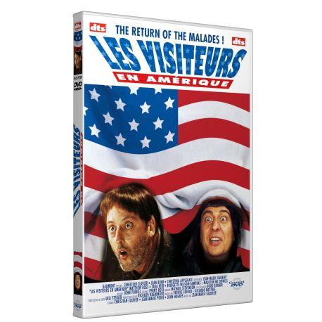 VISITEURS EN AMERIQUE (LES)