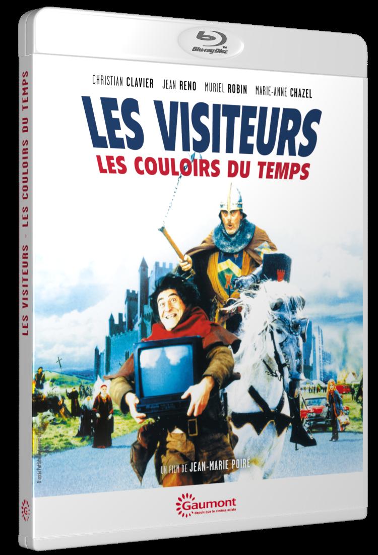 VISITEURS - LES COULOIRS DU TEMPS (LES) - BRD