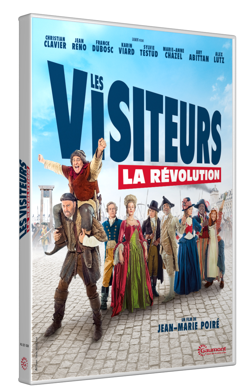 VISITEURS - LA REVOLUTION (LES)