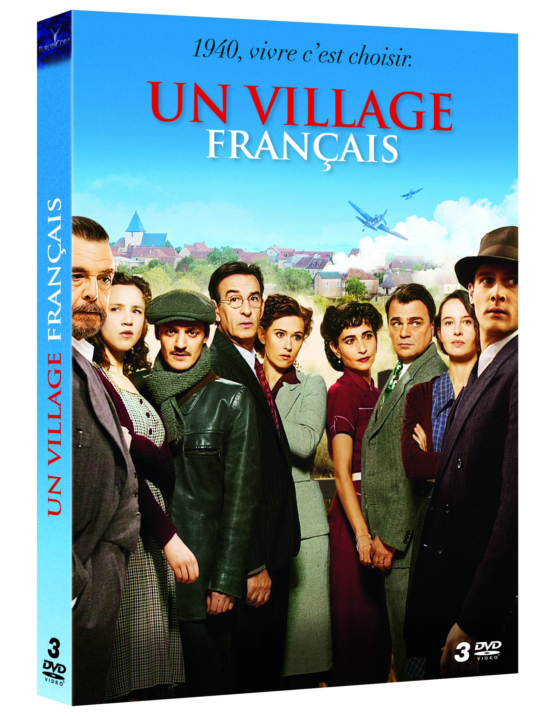 VILLAGE FRANCAIS (UN) - Saison 1