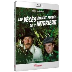 VECES ETAIENT FERMES DE L'INTERIEUR (LES) - BRD