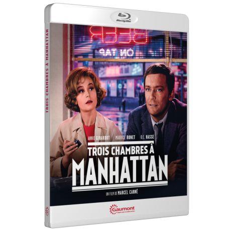 TROIS CHAMBRES A MANHATTAN - BRD