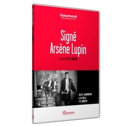 SIGNE ARSENE LUPIN