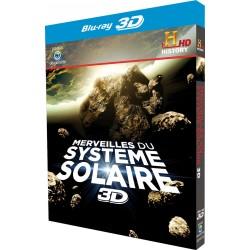 LES MERVEILLES DU SYSTEME SOLAIRE 3D