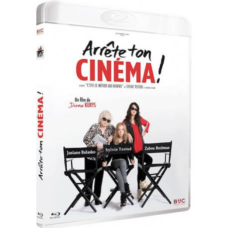 ARRETE TON CINEMA !