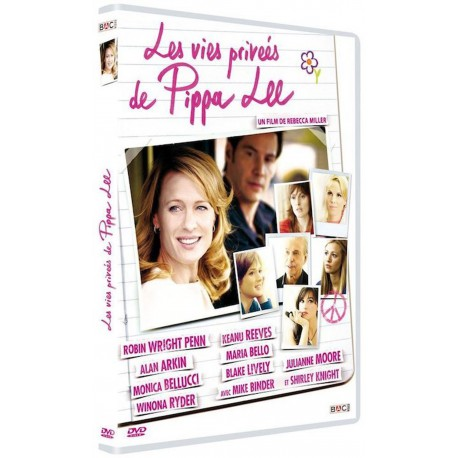 LES VIES PRIVEES DE PIPPA LEE