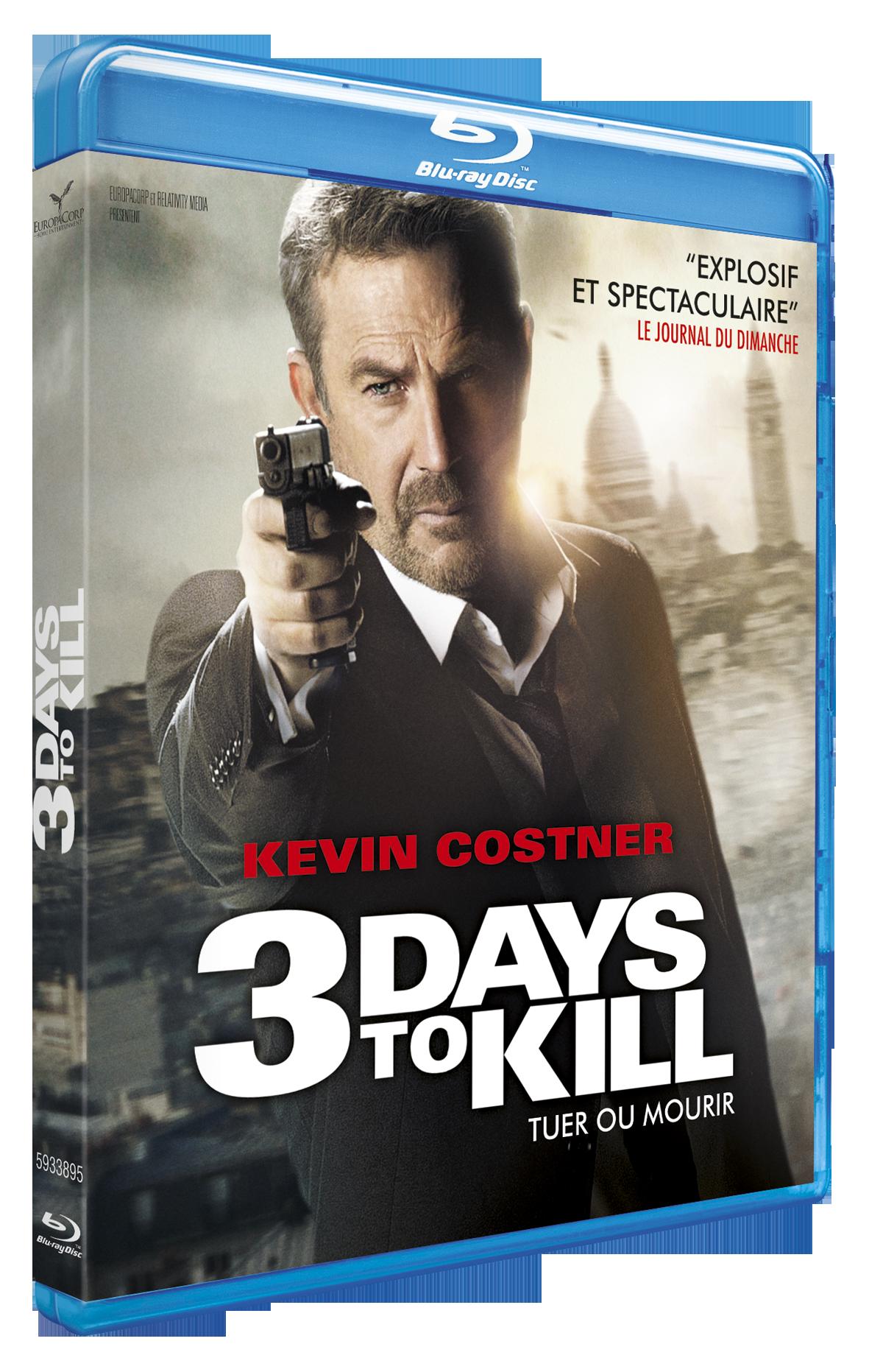 3 DAYS TO KILL - BRD
