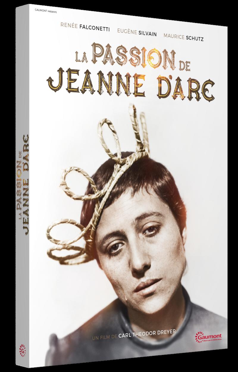 PASSION DE JEANNE D'ARC (LA)