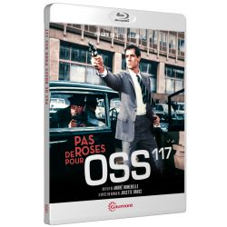 PAS DE ROSES POUR OSS 117 - BRD