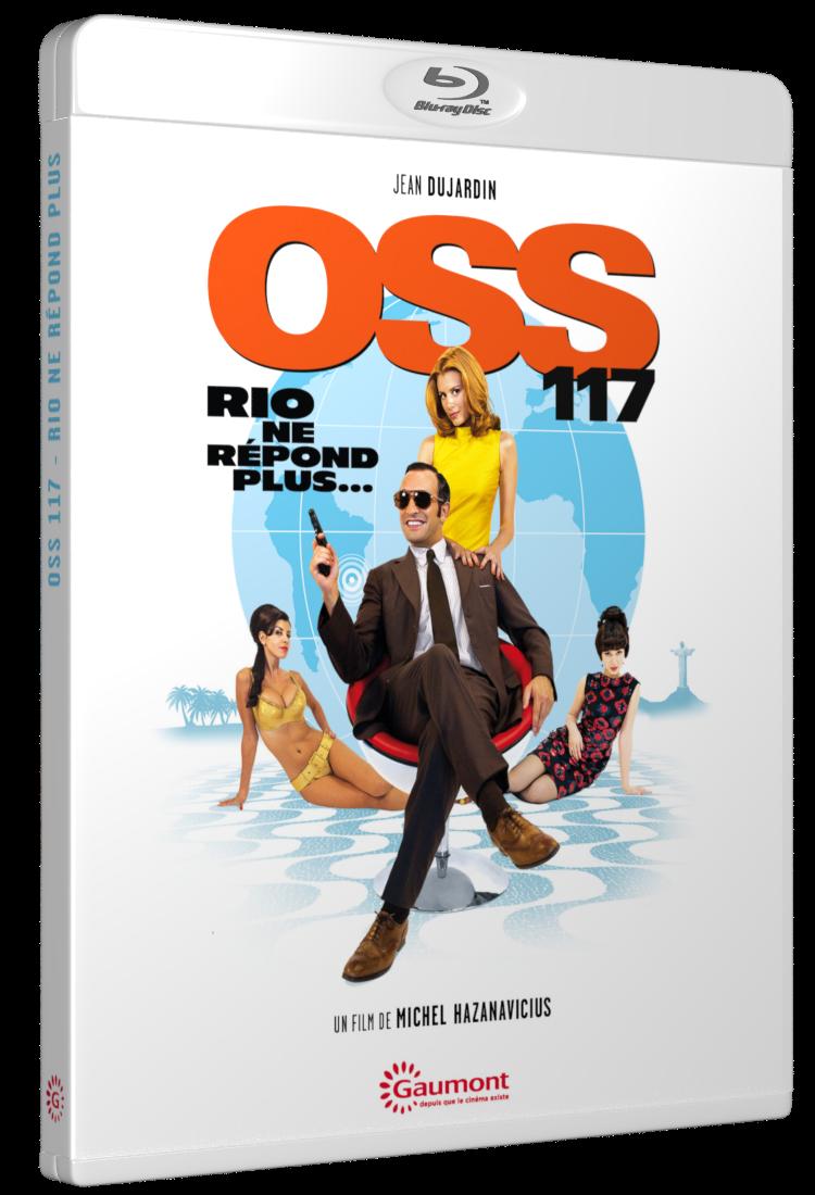 Oss 117 Rio Ne Repond Plus Brd Esc Editions Distribution
