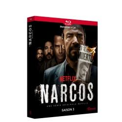 NARCOS SAISON 3 - 4 BLU-RAY - BRD