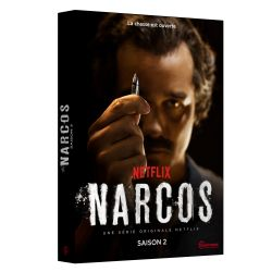 NARCOS SAISON 2 - 4 DVD