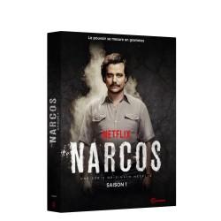 NARCOS SAISON 1 - 4 DVD