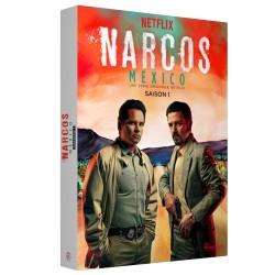 NARCOS MEXICO SAISON 1 - 4 DVD