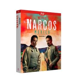 NARCOS MEXICO SAISON 1 - 4 BLU-RAY - BRD