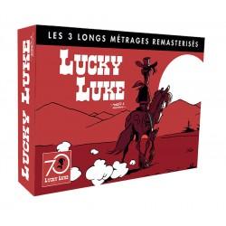 LUCKY LUKE - LES 3 LONGS-METRAGES REMASTERISES