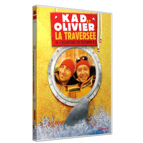 KAD ET OLIVIER - LA TRAVERSEE DE L'ATLANTIQUE EN SOLITAIRE A 2