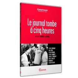 JOURNAL TOMBE A CINQ HEURES (LE)