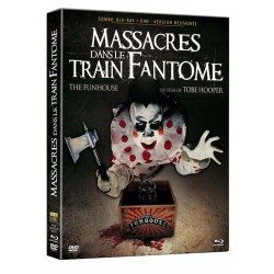 MASSACRES DANS LE TRAIN FANTOME - BRD