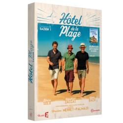 HOTEL DE LA PLAGE SAISON 1+ HOTEL DE LA PLAGE (L') LE FILM - 3 DVD