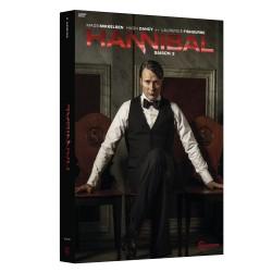 HANNIBAL SAISON 3 - 6 DVD