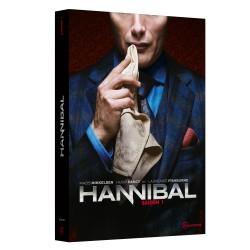 HANNIBAL SAISON 1 - 5 DVD
