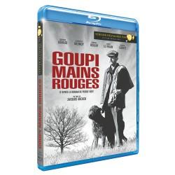 GOUPI MAINS ROUGES - BRD