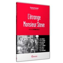 ETRANGE MONSIEUR STEVE (L')