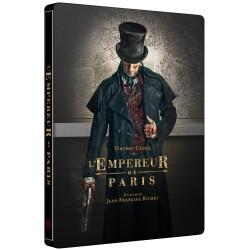EMPEREUR DE PARIS (L') - STEELBOOK BLU-RAY - BRD
