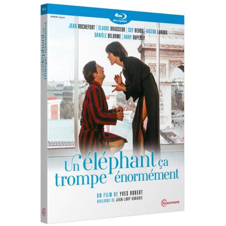 ELEPHANT CA TROMPE ENORMEMENT (UN) - BRD
