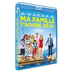 FAMILLE T ADORE DEJA (MA) - BRD