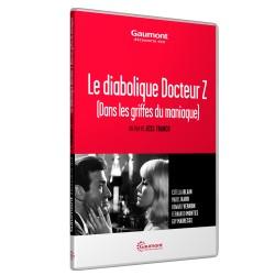 DIABOLIQUE DOCTEUR Z (LE) - DANS LES GRIFFES DU MANIAQUE
