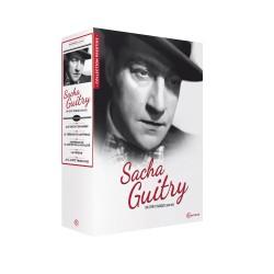 COFFRET PRESTIGE SACHA GUITRY - UN ESPRIT FRANCAIS (1949-1952) - 5 DVD