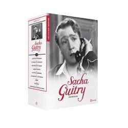 COFFRET PRESTIGE SACHA GUITRY - L'AGE D'OR (1936-1938) - 8 DVD