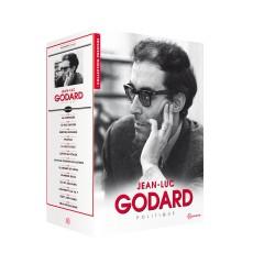 COFFRET PRESTIGE JEAN-LUC GODARD - POLITIQUE - 8 DVD