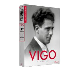 COFFRET PRESTIGE JEAN VIGO - 5 DVD