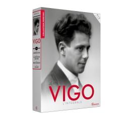 COFFRET PRESTIGE JEAN VIGO - 2 BLU-RAY + 2 DVD - BRD