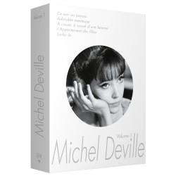COFFRET MICHEL DEVILLE - VOLUME 1 - 5 DVD