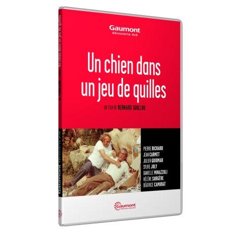 CHIEN DANS UN JEU DE QUILLES (UN) - ESC Editions & Distribution