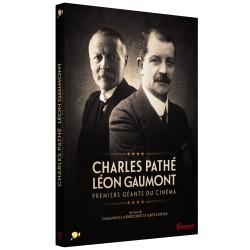 CHARLES PATHE ET LEON GAUMONT - PREMIERS GEANTS DU CINEMA