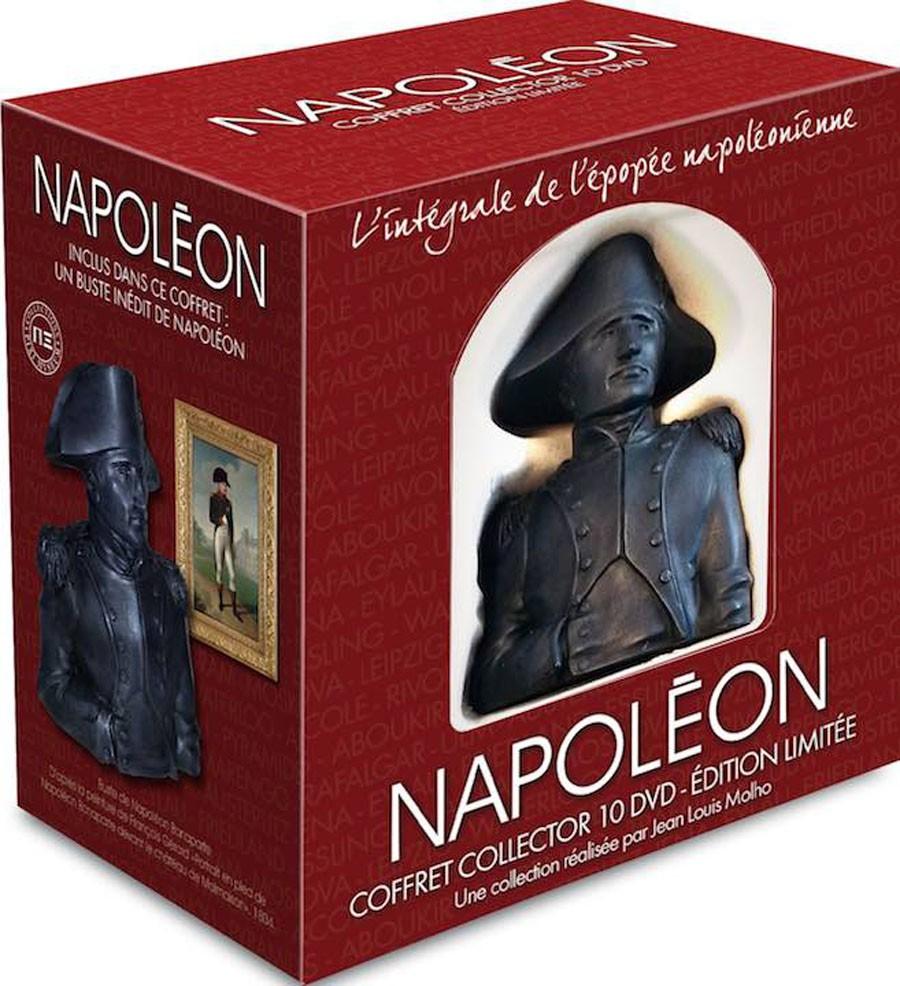 NAPOLEON : L'INTEGRALE DE L'EPOPEE NAPOLEONIENNE 1769-1821