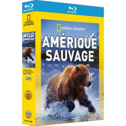 NATIONAL GEOGRAPHIC - AMERIQUE SAUVAGE