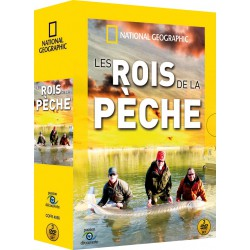 NATIONAL GEOGRAPHIC - COFFRET - LES ROIS DE LA PECHE