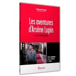 AVENTURES D'ARSENE LUPIN (LES)