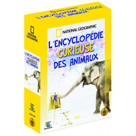 NATIONAL GEOGRAPHIC - ENCYCLOPEDIE CURIEUSE DES ANIMAUX