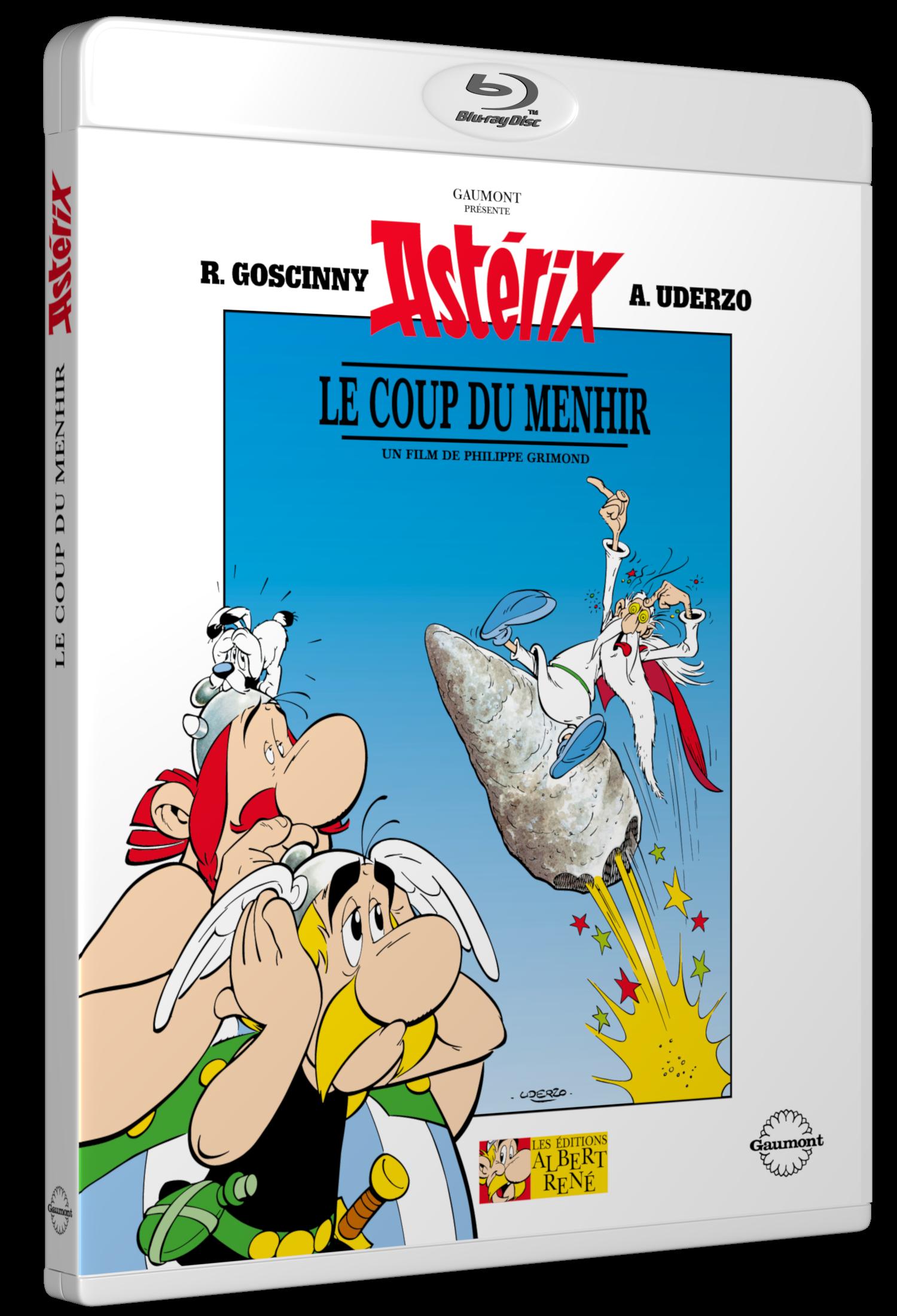 ASTERIX & LE COUP DU MENHIR - BRD