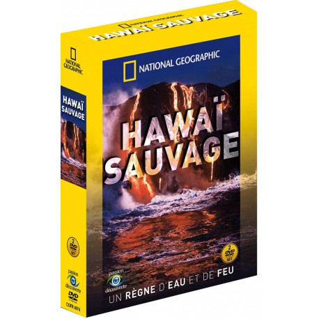 NATIONAL GEOGRAPHIC - HAWAÏ SAUVAGE