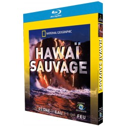 NATIONAL GEOGRAPHIC - HAWAÏ SAUVAGE - BRD
