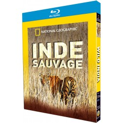NATIONAL GEOGRAPHIC - INDE SAUVAGE - BRD